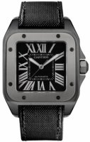 Cartier Santos 100 Homme Replique Montre W2020010