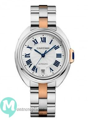 Cle de Cartier Automatique Midsize 31mm W2CL0004