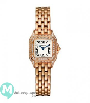Cartier Panthere Quartz Movement WJPN0020 Femmes Montre Replique