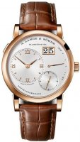 A.Lange & Sohne Lange 1 191.032 38.5mm Or Rose Homme