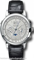A.Lange & Sohne Datograph Perpetuel Manual Platine 410.025