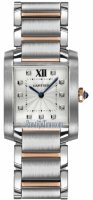 Cartier Tank Francaise Femme Replique Montre WE110005