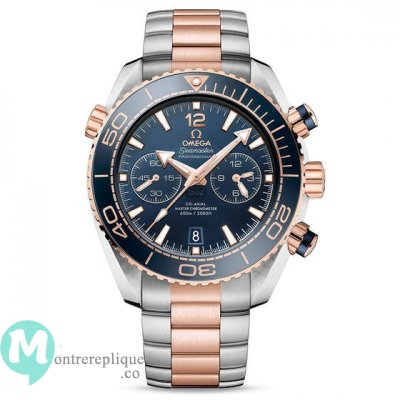 Omega Seamaster Planet Ocean 600M Co-axial Master Chronometre 215.32.44.21.01.001