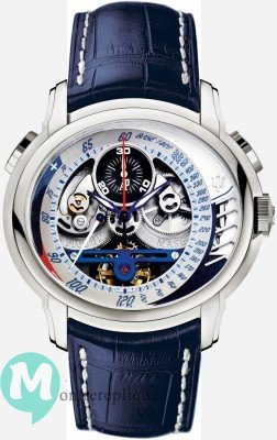 Audemars Piguet Millenary MC12 Tourbillon 26069PT.OO.D028CR.01 Chronographe Hommes