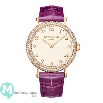Patek Philippe Calatrava Or rose Dames 7200/200R-001