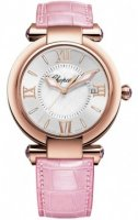 Chopard Imperiale Quartz 36mm Dames 384221-5001 pink