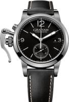 Graham Chronofighter 1695 Acier Homme 2CXAS.B02A
