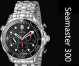Replique Omega Seamaster 300