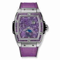 Replique Montre Hublot Spirit Of Big Bang Violet 42mm 647.NX.4771.LR.1205