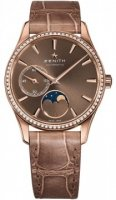 Zenith Elite Ultra Thin Femme Moonphase 33mm 22.2310.692/75.c709