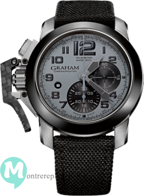 Graham Chronofighter Oversize Homme 2CCAC.S01A