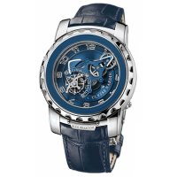 Ulysse Nardin Freak Freak Phantom Or blanc Blue Hommes 2080-115/03