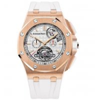 Audemars Piguet Royal Oak Offshore 26540OR.OO.A010CA.01 Tourbillon Chronographe Rose Or