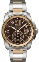 Calibre De Cartier plongeur Homme Replique Montre W7100050