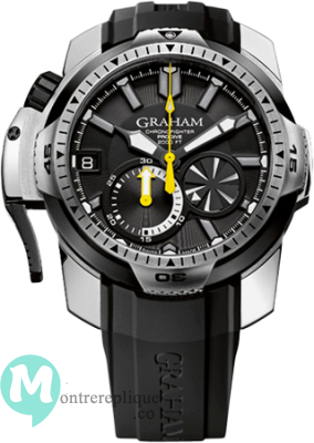 Graham Chronofighter Prodive Homme 2CDAV.B02A