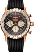 Breitling Navitimer Rattrapante Or Rouge RB031121/Q619/252S/R20D.2