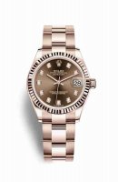Replique Montre Rolex Datejust 31 Everose 278275