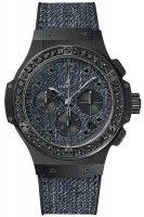 Hublot Big Bang 41mm Jeans Ceramique Diamants Noirs 41mm 341.CX.2740.NR.JEANS16