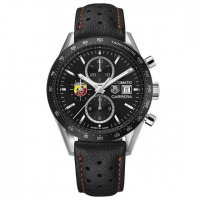 TAG Heuer Carrera Chronographe Abarth 595 Competizione Limited Edition CV201AN.FC6384