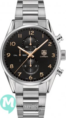 TAG Heuer Carrera Calibre 1887 Automatique Chronographe 43mm CAR2014.BA0799