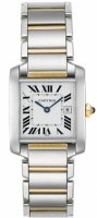 Cartier Tank Francaise Replique Montre W51012Q4