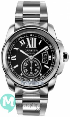 Calibre de Cartier 42mm Homme W7100016