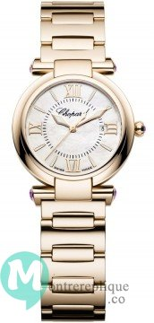 Chopard Imperiale Quartz 28mm Dames 384238-5002