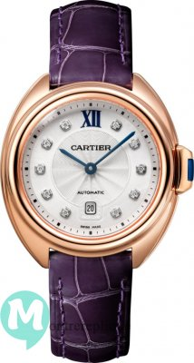 Cle de Cartier Replique Montre WJCL0031