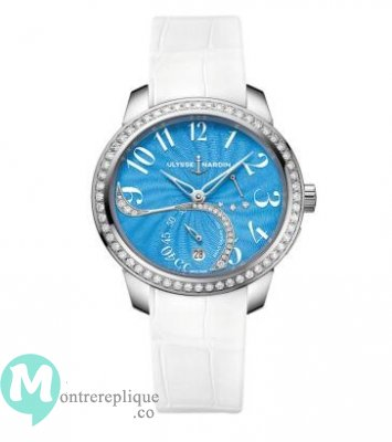 Ulysse Nardin Jade Diamants Dames 3103-125B/E3