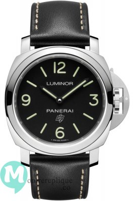 Replique Montre Panerai Luminor Base Logo 3 Jours Acciaio 44mm PAM00773
