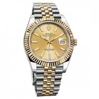 Rolex Oyster Perpetual Datejust 41 Gold & Inoxydable Acier 126333