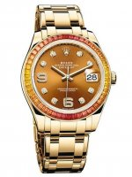 Rolex Oyster Perpetual Datejust Pearlmaster 39 86348SAJOR
