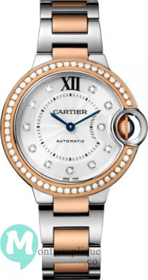 Ballon Bleu de Cartier Replique Montre WE902077