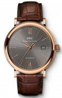 IWC Portofino Automatique Or Rose IW356511