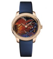 Ulysse Nardin Jade Diamants Lionfish Dames 3106-125B/LIONFISH