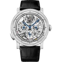 Rotonde de Cartier Grande Complication Skeleton HPI00939 Platine Montre Replique