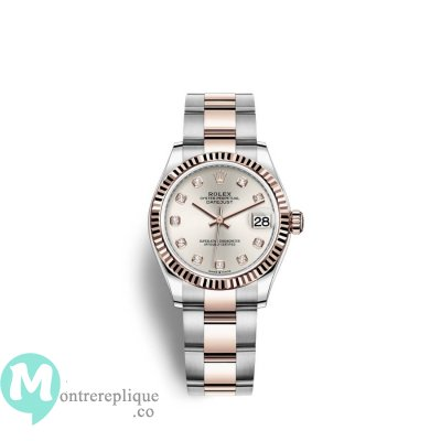 Copie Montre Rolex Datejust 31 Oystersteel M278271-0015