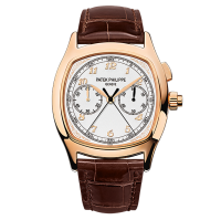 Patek Philippe Split-Seconds Chronographe 5950 Or rose/Argent 5950R-001