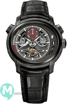 Audemars Piguet Millenary 26152AU.OO.D002CR.01 Carbon One Tourbillon Chronographe
