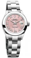 Rolex Oyster Perpetual Lady-Datejust 28 Pink Dial Dames 279160