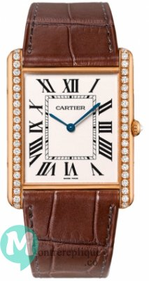 Cartier Tank Louis Homme Replique Montre WT200005