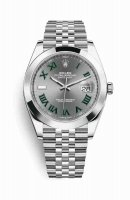 Replique Montre Rolex Datejust 41 126300 Slate Cadran