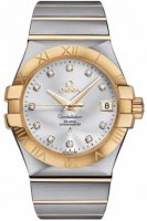 Omega Constellation Chronometer 35mm Dames 123.20.35.20.52.002