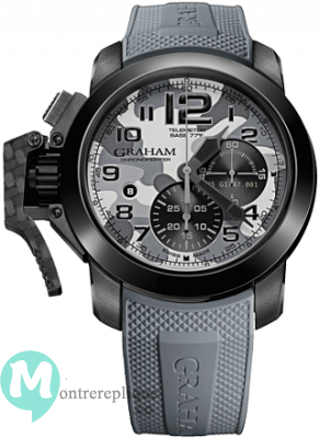 Graham Chronofighter Oversize Superlight Homme 2CCAU.S02A