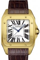 Cartier Santos Homme Replique Montre W20071Y1