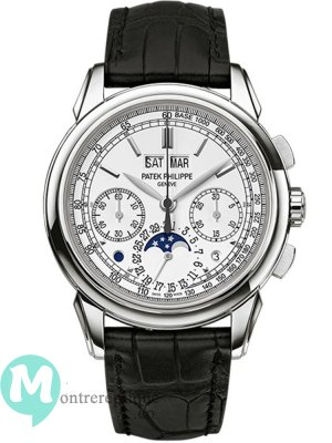 Patek Philippe Grand Complications Or blanc Hommes 5270G