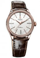 Rolex Cellini Heure Everose Gold 50505 wbr