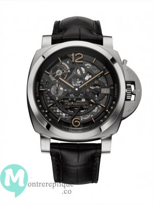 Replique Montre Panerai Luminor 1950 Tourbillon PAM00920