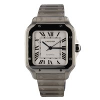 Cartier Santos Automatique Self Wind WSSA0010 Homme Montre Replique