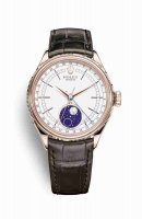 Replique Montre Rolex Cellini 18 ct Everose 50535